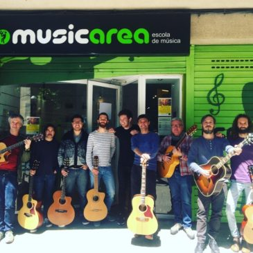 GUITERRA El primer Fingerstyle Guitar Camp a Catalunya
